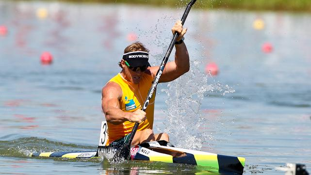 Canoe/Kayak - Sprint - Road to London 2012