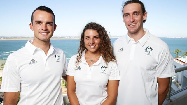 Three canoe slalom athletes selected for Rio 2016