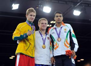 Light 60kg Podium
