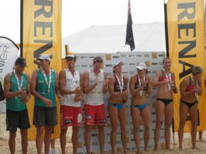 Australian Beach Volleyball Champions