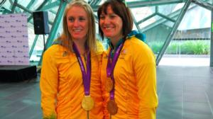 Pearson and Meares welcomed home