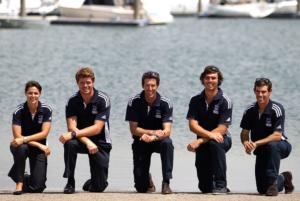 Aussie Sailors Selected for London