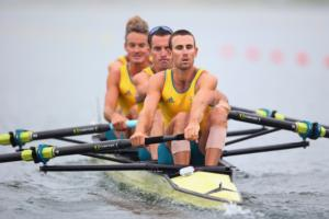 Olympics Day 4 - Rowing