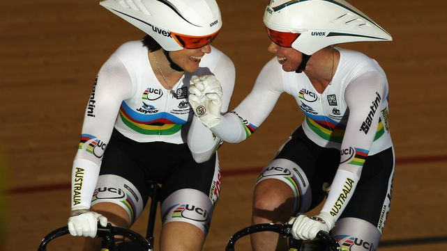 Meares and McCulloch born ready for London