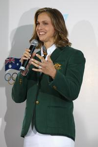 Trickett talks about Opening Ceremony Uniform