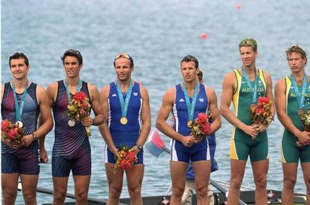Men's Rowing Bronze