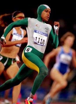Golden Nugget: Fabulous Freeman - Cathy Freeman
