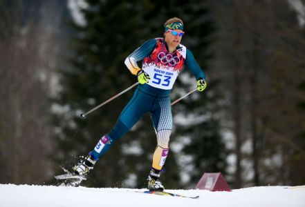 Phillip Bellingham charges through Sochi