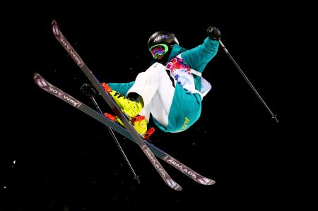 Freestyle Skiing - Williams