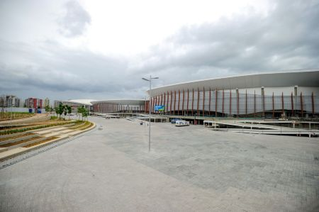 Arena Carioca 2, 3 and the Rio Olympic Velodrome