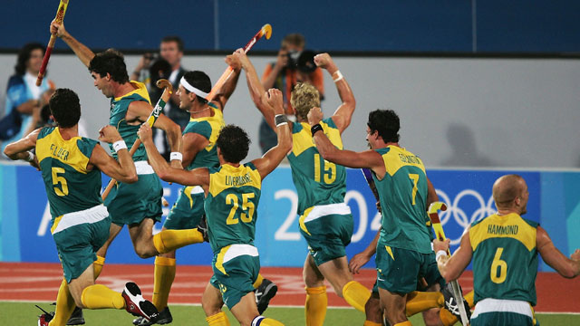 Liam De Young leads Kookaburras to London