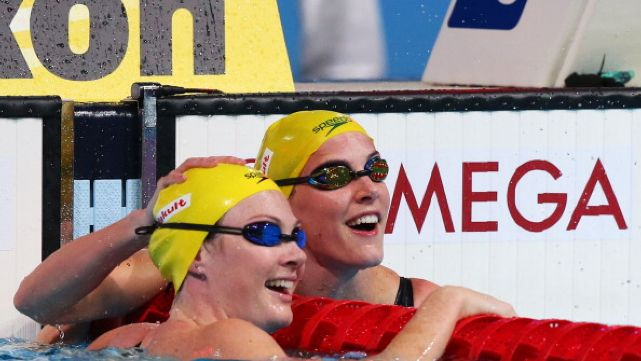Learn from a Champ: Cate Campbell | Respect