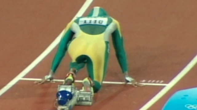 Cathy Freeman's 400m Gold Sydney 2000