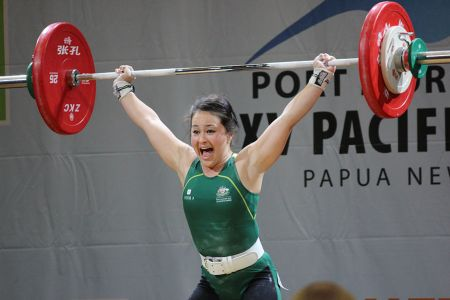 Erika Ropati-Frost wins gold