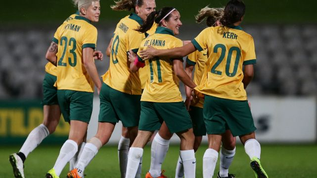 Matildas confident ahead of World Cup opener