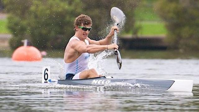 Murray Stewart steams towards London 2012