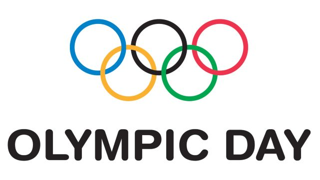 Try something new on Olympic Day
