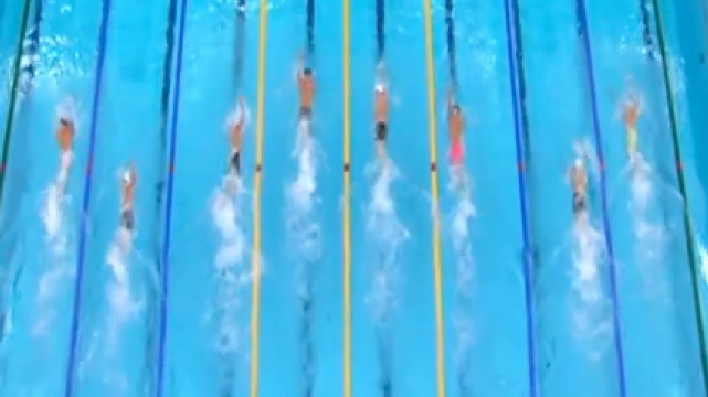 Men's 100m Freestyle Relay Final - Day 2 London 2012
