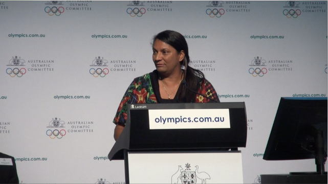 Nova Peris' AGM Speech