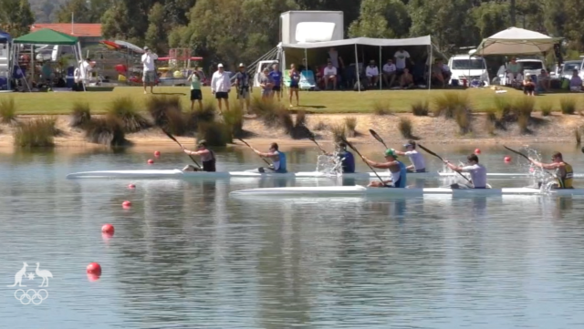 K4 men win final nomination race