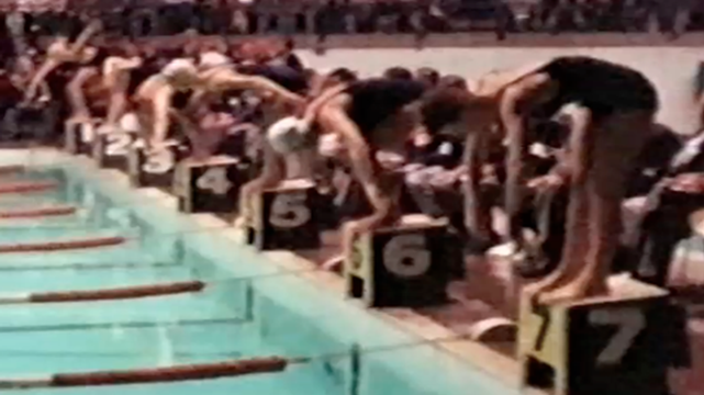 Swimming: Women's 100m Butterfly Melbourne 1956