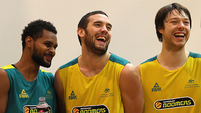 Boomers and Opals selected for London