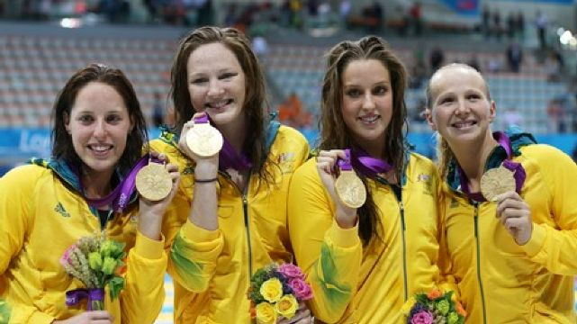 Learn from a Champ: Cate Campbell | Pride
