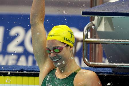Emily Seebohm - Swimming