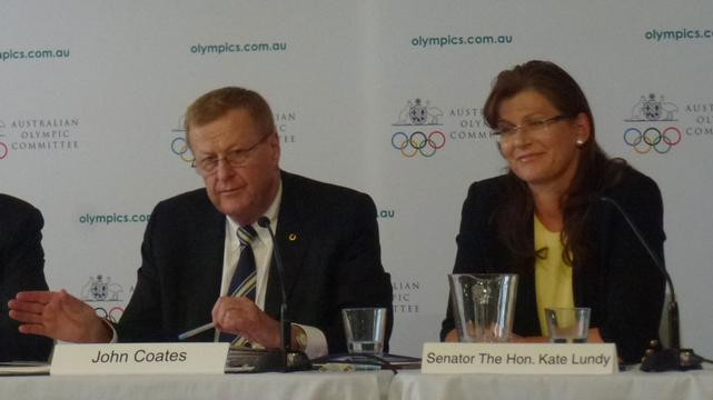 Coates and Lundy on doping