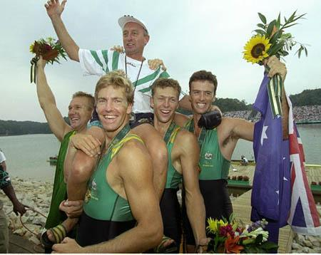 Golden Nugget: The Oarsome Foursome - Rowing Four