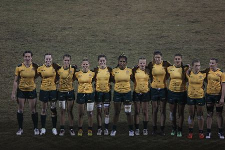 Australian rugby sevens Pacific Games Team