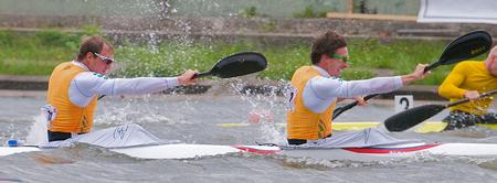 Wallace and Smith take K2 Bronze