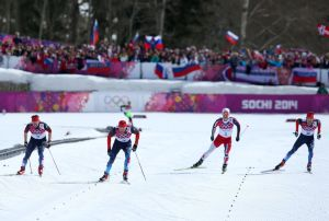 Cross-Country Skiing - Winter Olympics Day 16