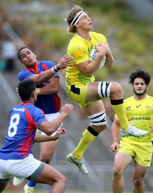 World Sevens Oceania Olympic Qualification
