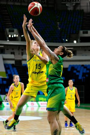 International Womens Basketball Tournament