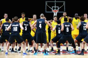Australian men's basketball team