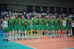 Volleyroos