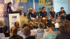 Road to Rio IGNITE Melbourne 29 Jan