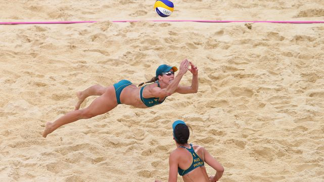 London 2012: Beach Volleyball