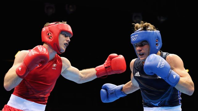 London 2012: Boxing