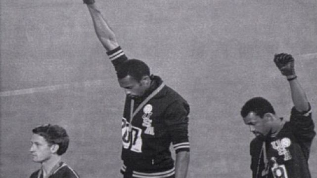 Peter Norman Silver Salute