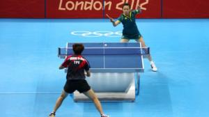 London 2012: Table Tennis