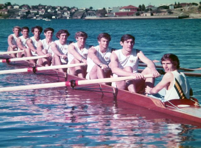 Image result for alan grover, rowing