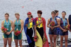 Women's Rowing Silver