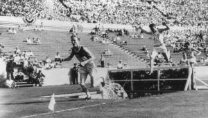 Finland's Steeplechase Gold