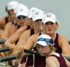 QLD Womens Eight