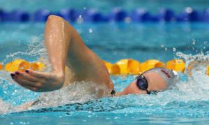 Bronte Barratt - 200m Freestyle, 400m Freestyle