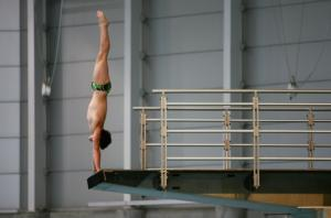 Diving Practise