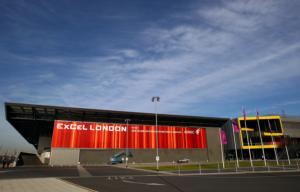 ExCel Arena - April 2011