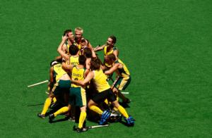 Australia beats India in extra time